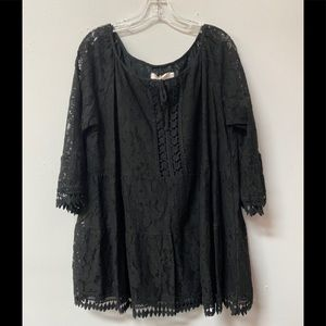Simply couture (1XL) top NWT